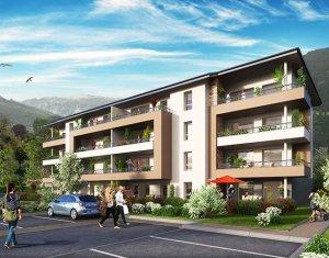 Achat / Vente programme immobilier neuf Passy à deux pas des commerces et écoles (74190) - Réf. 1791