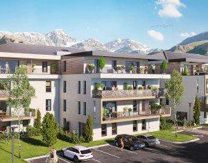 Achat / Vente programme immobilier neuf Passy proche de la gare (74190) - Réf. 2853