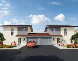 Achat / Vente programme immobilier neuf Péron dans le Pays de Gex (01630) - Réf. 4524