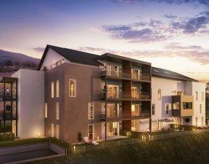 Achat / Vente programme immobilier neuf PÉRON frontière Suisse (01630) - Réf. 2586