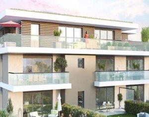 Achat / Vente programme immobilier neuf Perrignier lieu-dit Le Fougueux (74550) - Réf. 4659