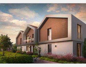 Achat / Vente programme immobilier neuf Prévessin-Moëns chemin des Meuniers (01280) - Réf. 2171