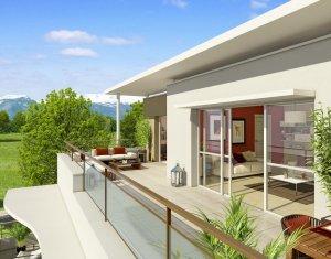 Achat / Vente programme immobilier neuf Prévessin-Moëns proche frontière suisse (01280) - Réf. 671