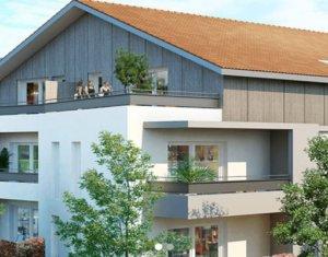 Achat / Vente programme immobilier neuf Prévessin-Moëns proche Parc du Château (01280) - Réf. 3712