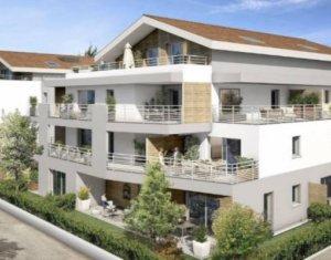 Achat / Vente programme immobilier neuf Prévessins-Möens hypercentre (01280) - Réf. 2945
