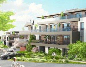 Achat / Vente programme immobilier neuf Pringy proche de Annecy (74370) - Réf. 479