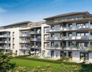 Achat / Vente programme immobilier neuf Pringy proche des bords du Fiers (74370) - Réf. 4700