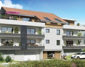 Achat / Vente programme immobilier neuf Reignier-Esery havre de paix à proximité du Golf d'Esery (74930) - Réf. 1112
