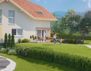 Achat / Vente programme immobilier neuf Reignier-Esery pied du golf (74930) - Réf. 1360