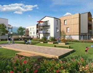 Achat / Vente programme immobilier neuf Rumilly entre ville et nature (74150) - Réf. 5903