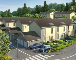 Achat / Vente programme immobilier neuf Rumilly proche centre-ville (74150) - Réf. 1075