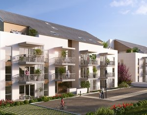 Achat / Vente programme immobilier neuf Rumilly proche gare TER (74150) - Réf. 897