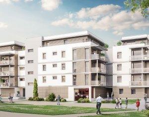 Achat / Vente programme immobilier neuf Saint-Alban-Leysse centre bourg (73230) - Réf. 2036