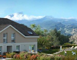 Achat / Vente programme immobilier neuf Saint-Alban-Leysse proche d'Aix-Les-Bains (73230) - Réf. 2144