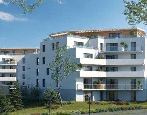 Achat / Vente programme immobilier neuf Saint-Genis-Pouilly proches écoles et commerces (01630) - Réf. 4227