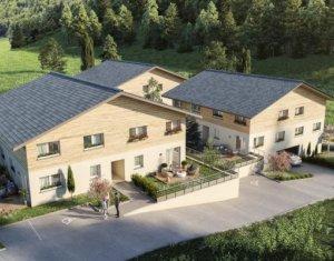 Achat / Vente programme immobilier neuf Saint-Jean-de-Sixt à 5 min de la Clusaz (74450) - Réf. 5412