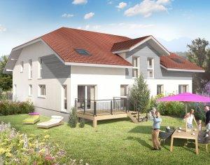 Achat / Vente programme immobilier neuf Saint-Jorioz proche du centre (74410) - Réf. 259