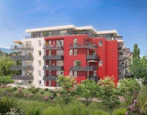 Achat / Vente programme immobilier neuf Saint-Julien-en-Genevois à 2 min à pied de la gare (74160) - Réf. 2502
