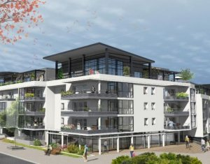 Achat / Vente programme immobilier neuf Saint-Julien-en-Genevois proche du centre (74160) - Réf. 425