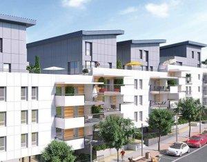 Achat / Vente programme immobilier neuf Saint-Julien-en-Genevois proche du centre et des commerces (74160) - Réf. 1124