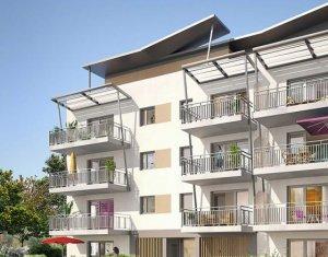 Achat / Vente programme immobilier neuf Saint-Julien-en-Genevois proche Technopole d'Archamps (74160) - Réf. 1350
