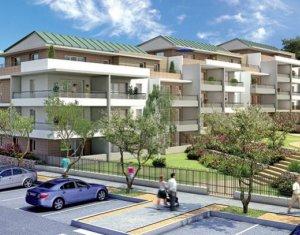Achat / Vente programme immobilier neuf Saint-Julien-en-Genevois sur les hauteurs (74160) - Réf. 894