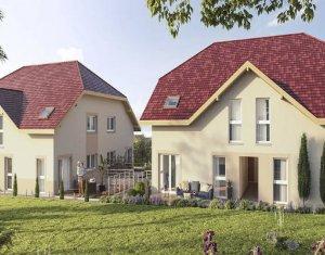 Achat / Vente programme immobilier neuf Saint-Martin-Bellevue à 10 kilomètres d'Annecy (74370) - Réf. 3675
