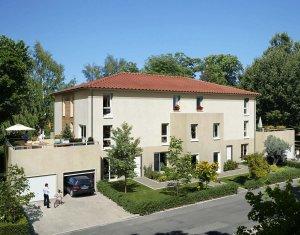 Achat / Vente programme immobilier neuf Saint-Maurice-de-Beynost 15 kilomètres de Lyon (01700) - Réf. 2223