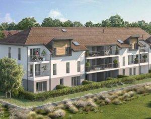Achat / Vente programme immobilier neuf Saint-Pierre-en-Faucigny à 1,5 km de la gare (74800) - Réf. 3203