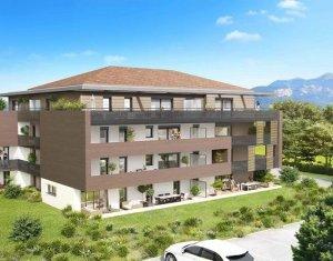 Achat / Vente programme immobilier neuf Saint-Pierre-en-Faucigny dernières opportunités au cœur du village (74800) - Réf. 1426