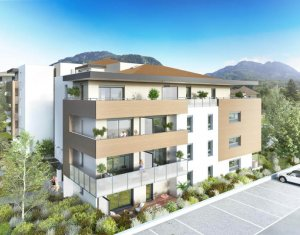 Achat / Vente programme immobilier neuf Saint-Pierre-en-Faucigny proche commerces et transports (74800) - Réf. 2774