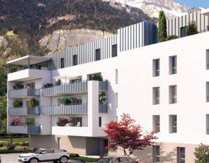 Achat / Vente programme immobilier neuf Sallanches à 1 kilomètre de la gare (74700) - Réf. 4684