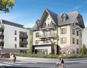 Achat / Vente programme immobilier neuf Sallanches à deux pas de la gare (74700) - Réf. 3687