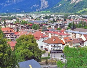 Achat / Vente programme immobilier neuf Sallanches proche gare (74700) - Réf. 3442