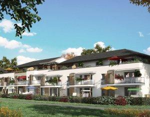 Achat / Vente programme immobilier neuf Ségny proche mairie (01170) - Réf. 2203