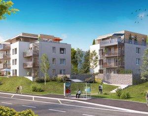 Achat / Vente programme immobilier neuf Sévrier proche Annecy (74320) - Réf. 2197
