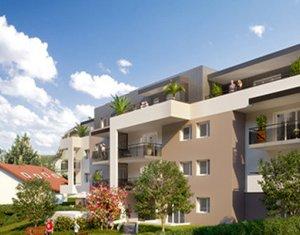 Achat / Vente programme immobilier neuf Seynod cœur quartier résidentiel (74600) - Réf. 2995
