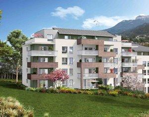 Achat / Vente programme immobilier neuf Seynod plateau des Blanches (74600) - Réf. 285