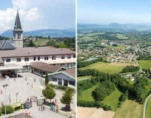 Achat / Vente programme immobilier neuf Seynod portes d'Annecy (74600) - Réf. 694