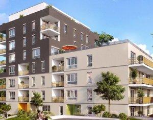 Achat / Vente programme immobilier neuf Seynod proche vieille ville (74600) - Réf. 1323