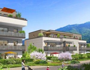 Achat / Vente programme immobilier neuf Seynod-Vieugy Route de Quintal (74600) - Réf. 281