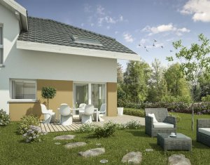 Achat / Vente programme immobilier neuf Sonnaz Nord (73000) - Réf. 170