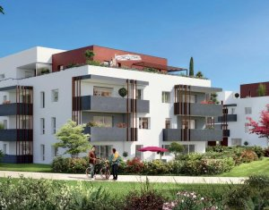 Achat / Vente programme immobilier neuf St Julien proche grands axes (74160) - Réf. 725