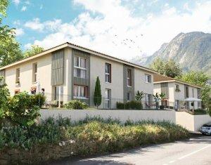 Achat / Vente programme immobilier neuf Thônes à deux minutes du centre ville (74230) - Réf. 4231