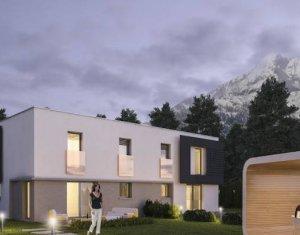 Achat / Vente programme immobilier neuf Thônes dans les hauteurs de ville (74230) - Réf. 4230