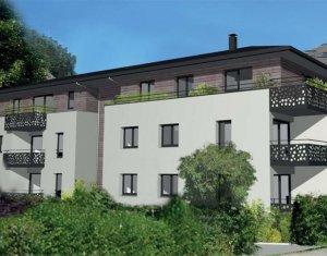 Achat / Vente programme immobilier neuf Thônes proche berges du Fier (74230) - Réf. 664