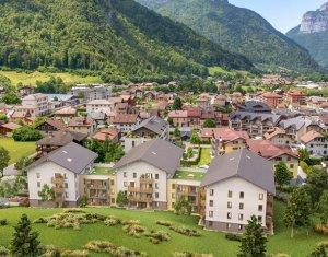 Achat / Vente programme immobilier neuf Thônes résidence seniors proche centre-ville (74230) - Réf. 6188