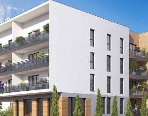 Achat / Vente programme immobilier neuf Thonon-les-Bains à 10 minutes du centre-ville (74200) - Réf. 4119