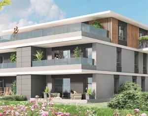 Achat / Vente programme immobilier neuf Thonon-les-Bains Corzent (74200) - Réf. 1823