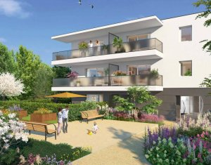 Achat / Vente programme immobilier neuf Thonon-les-Bains proche centre-ville (74200) - Réf. 2640